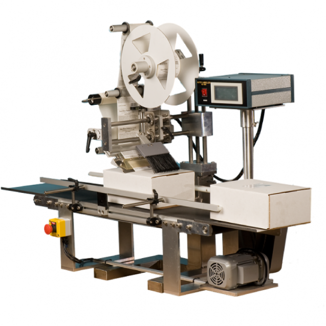 Tach-It Mini Con Flat Surface Automatic Label Applicator
