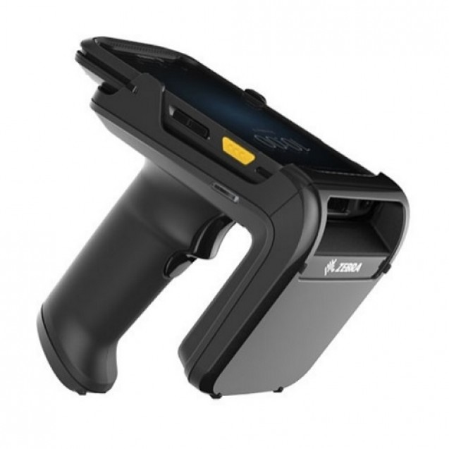 Zebra RFD2000 RFID Reader and Sled