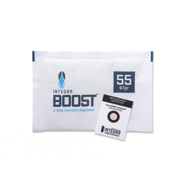 67-gram Integra Boost 2-way Humidity Control 55% - Bulk 100 Pack