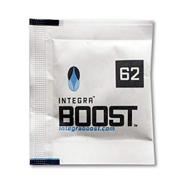 67-gram Integra Boost 2-way Humidity Control 62% - Bulk 100 Pack