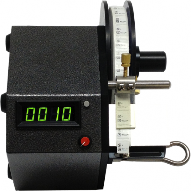 "Tach-It SH-402TR Miniature Label Dispenser for Labels up to 2"" Wide, 6"" Long"