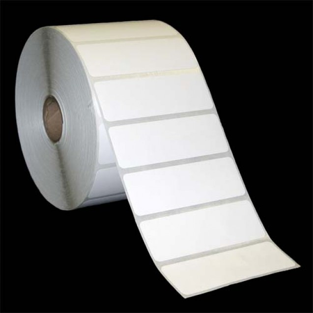 "3x1 direct thermal paper labels rolls - 5"" roll OD, 1"" core"