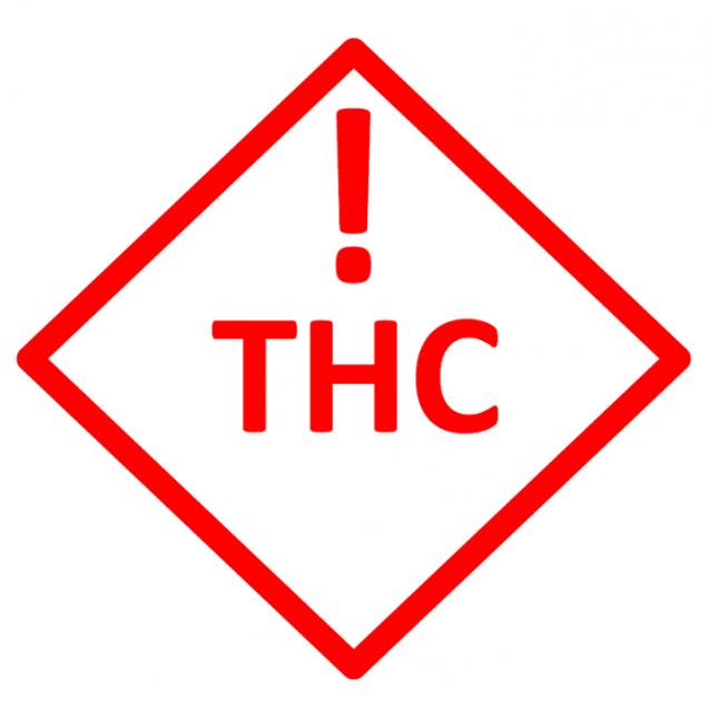 Colorado Universal Cannabis Symbol Label