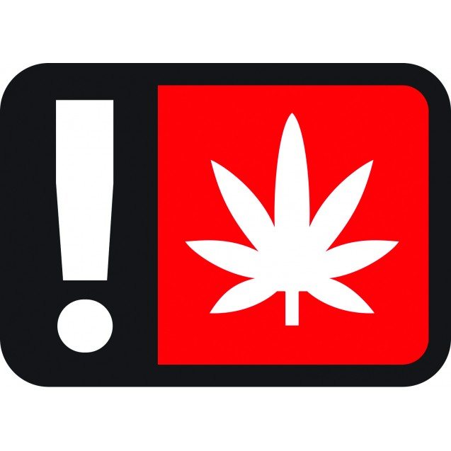 Oregon Universal Cannabis Symbol Label