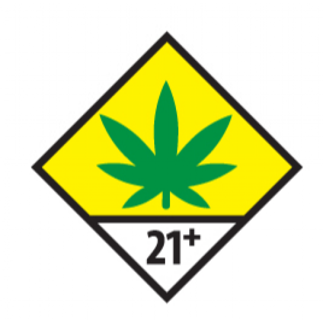 Washington Universal Cannabis Symbol Label