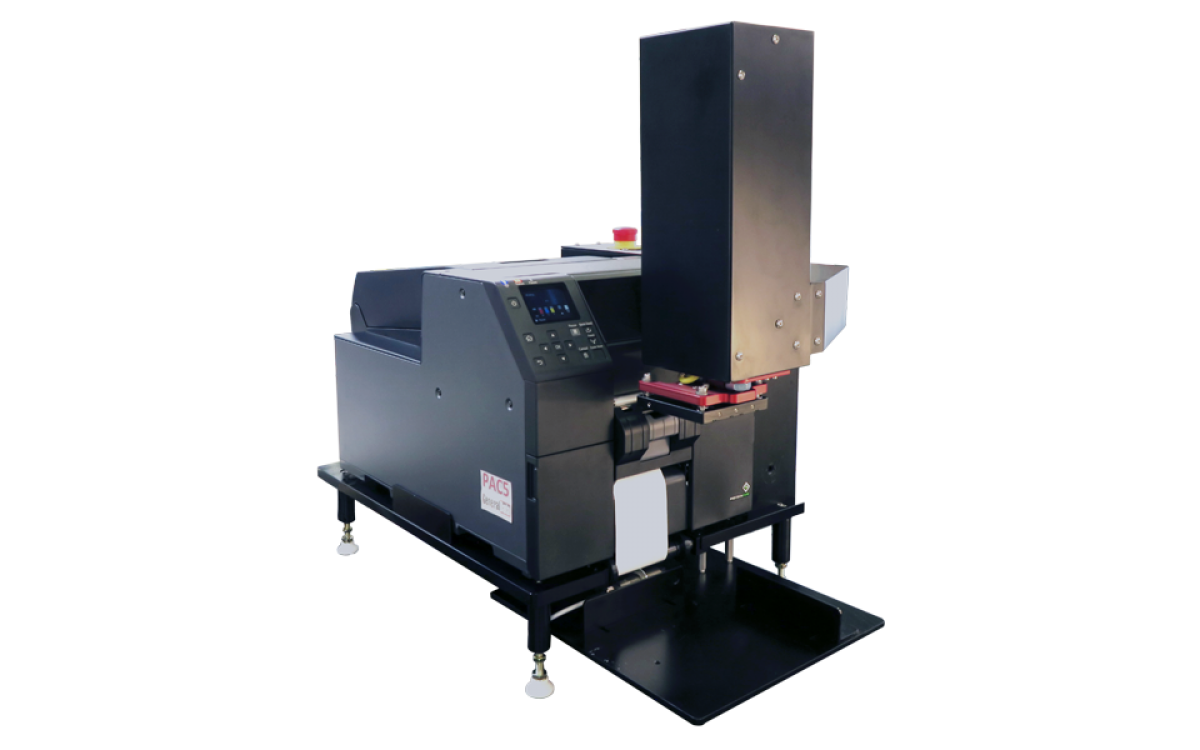 PAC5 Print and Label Applicator