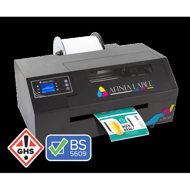 Afinia L502 Industrial Color Label Printer