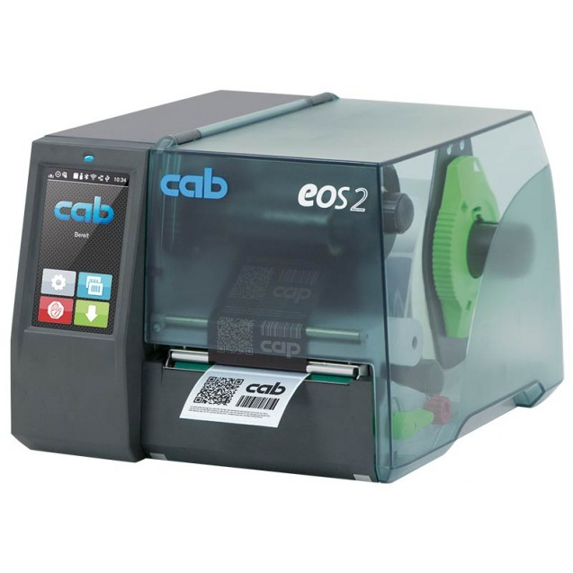 CAB EOS2 300 dpi Label Printer