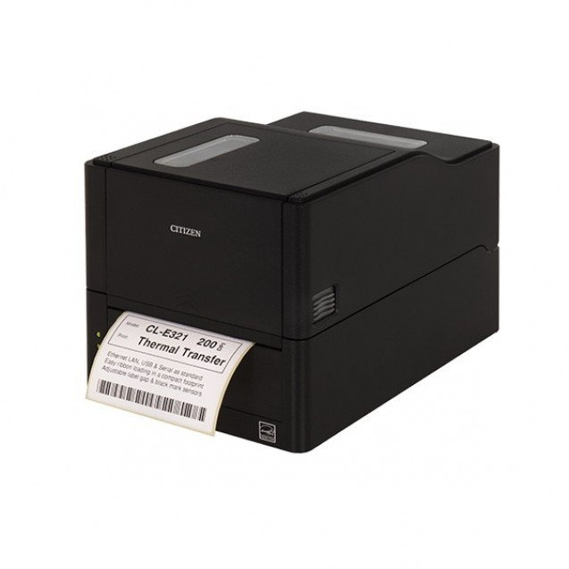 Citizen CL-E321 Thermal Transfer Label Printer