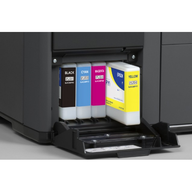 Epson ColorWorks C7500 Color Inkjet Label Printer