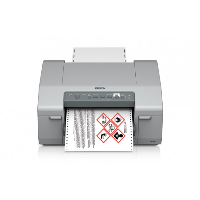 Epson ColorWorks C831 Color Inkjet Label Printer