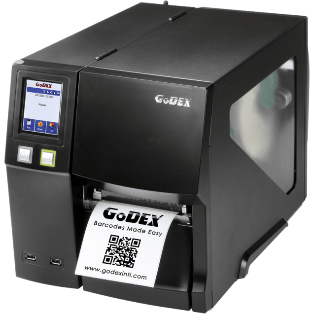 GoDex ZX1200I Thermal Transfer Printer