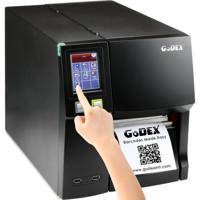 GoDEX ZX1600i Thermal Transfer Label Printer