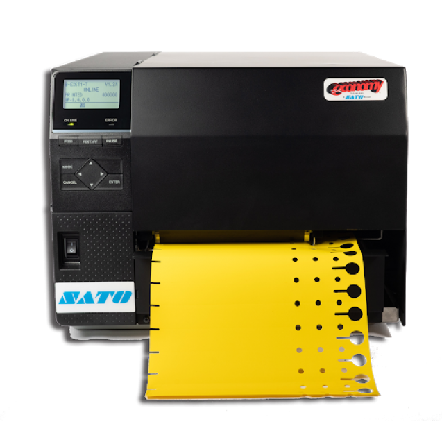 SATO TXPEX6 Thermal Transfer Label Printer