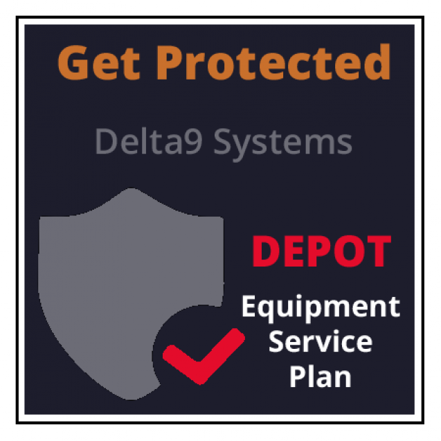 1 Year Depot Service Plan For GoDex GE300 Thermal Transfer Printer