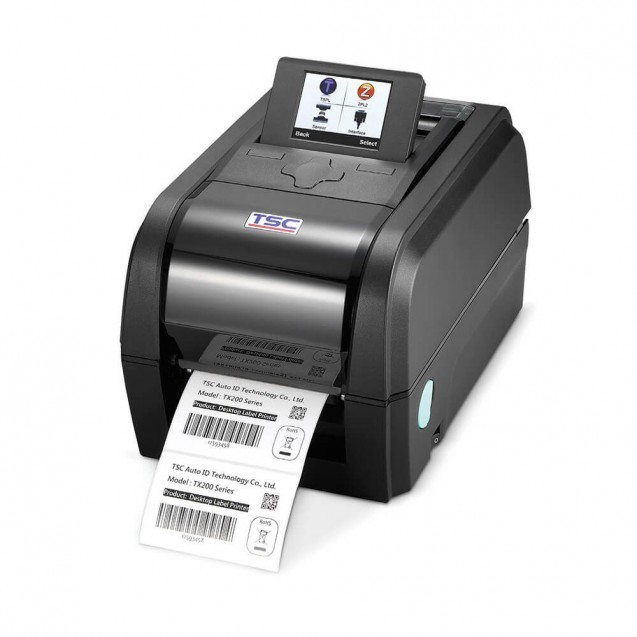 TSC TX600 Thermal Transfer Label Printer