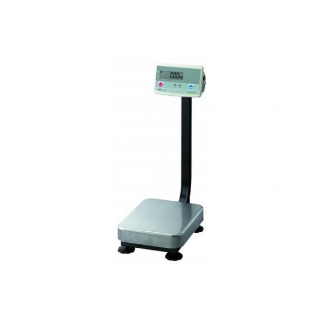 A&D 60KAMN Standard Platform Scale- 150lb/60kg Capacity