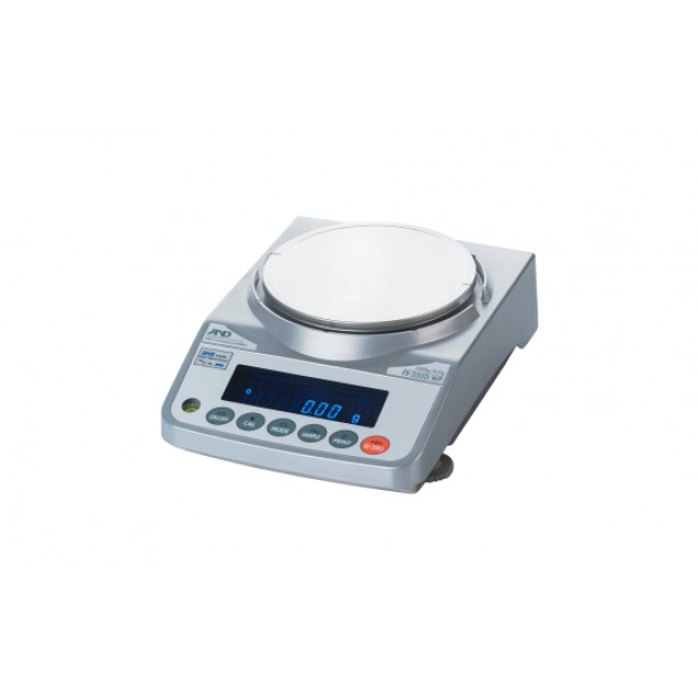 A&D FX-120iWP NTEP Approved Precision Balance Weigh Scale