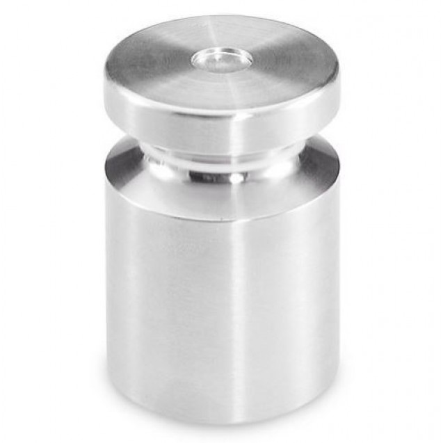 Calibration Weight, 1 gram, Stainless Steel
