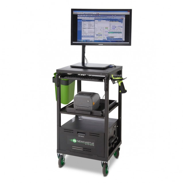 EC80 Mobile Powered Workstations