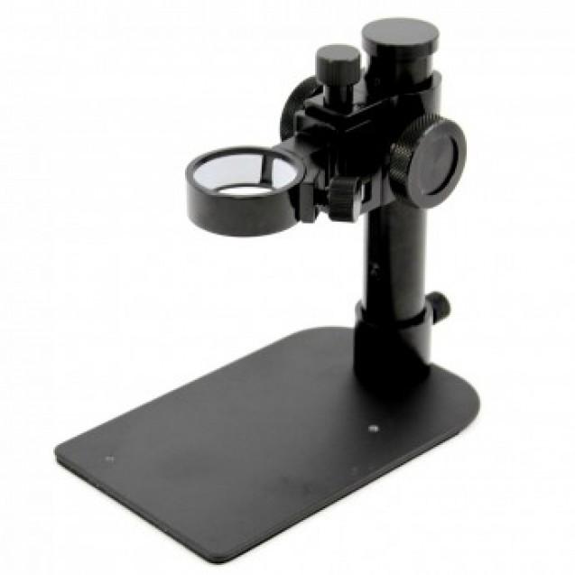 Dino-Lite MS34B-R3 Dual Fine Adjustment Desktop Stand For Dino-Lite Digital Microscope Cameras
