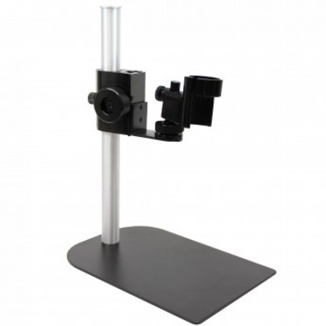 Dino-Lite MS35B Vertical Desktop Stand With Fine Adjustment For Dino-Lite Digital Microscope Cameras